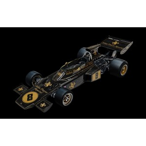 Pocher HK114 Lotus 72D - 1972 British GP - Emerson Fittipaldi 1/8