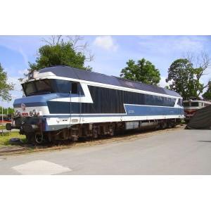 Esu S0358 Décodeur sonore, Loksound V5, pour locomotive diesel CC72000, SNCF