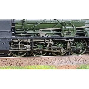 Ree Modeles MB-127 Locomotive à vapeur 4-141 E 425, SNCF, MONTLUÇON