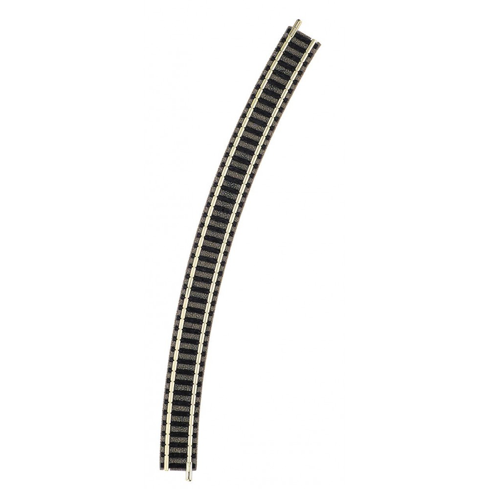 Fleischmann 9130 Rail courbe R3 30° avec ballast