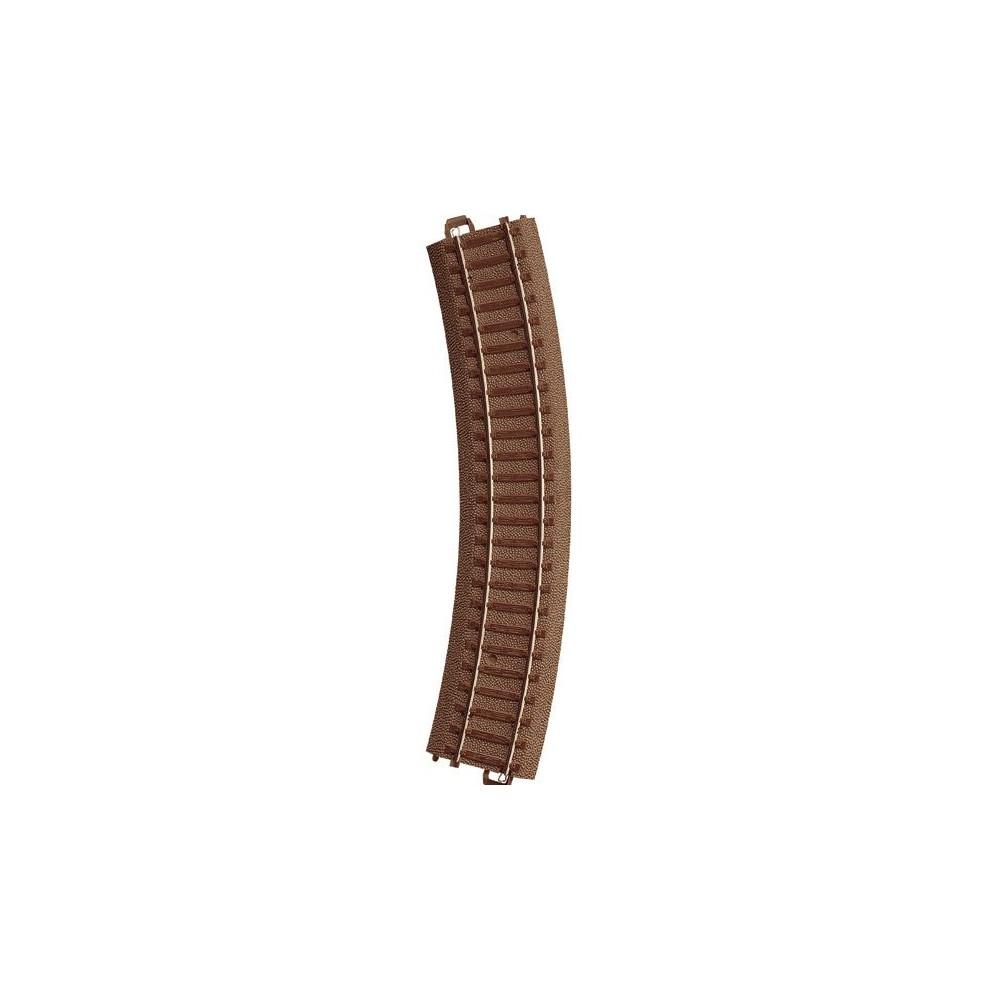 Trix 62130 Rail courbe R1, rayon 360mm, 30°