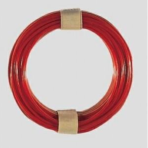 Marklin 7105 Fil de câblage, 10 metres, Rouge