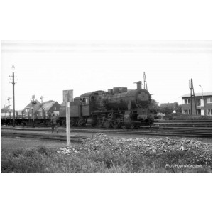 Jouef HJ2403S Locomotive à vapeur classe 81, SNCB/NMBS, livrée vert foncé, digitale sonore