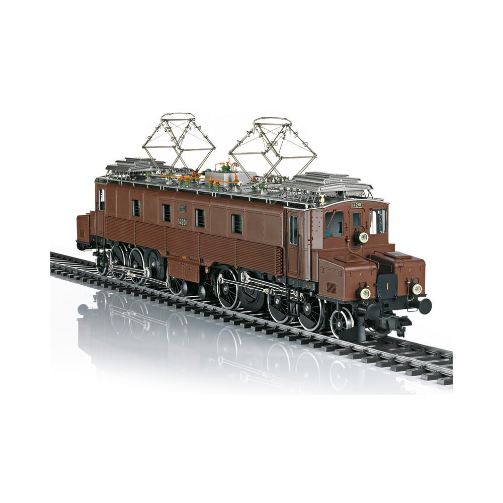 Marklin 55526 Locomotive électrique série Ce 6/8, SBB, digitale sonore, echelle 1