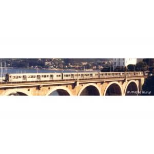 Jouef HJ4151 Voiture voyageurs complémentaire RIB 70, SNCF, livré d'origine, ep.IV