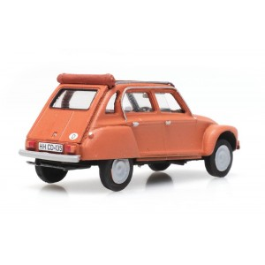 Artitec 387.438 Citroën Dyane orange cabriolet