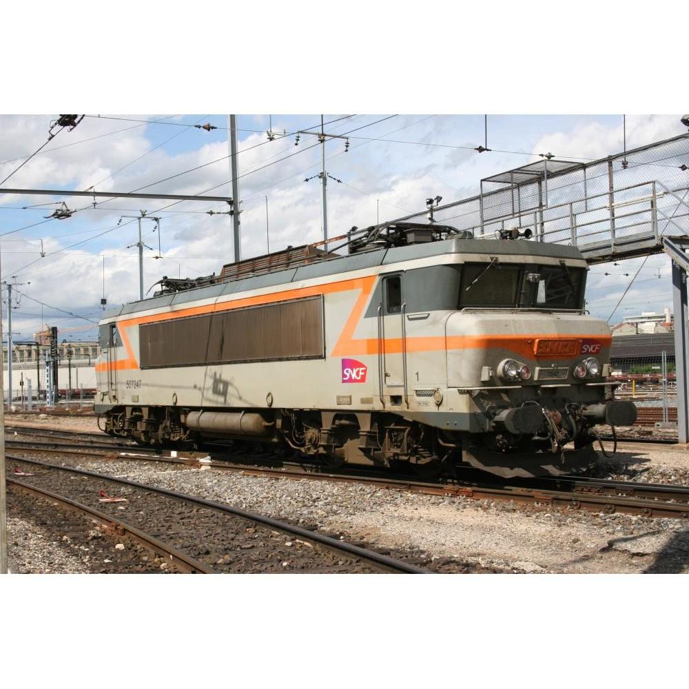 Esu S0210 Décodeur sonore, Loksound V5, pour locomotive électrique BB 7200, sncf