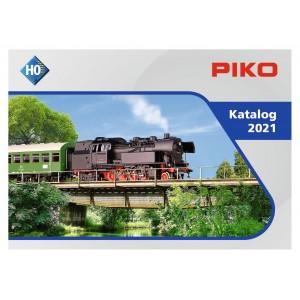 Piko 99501 Catalogue général HO 2021