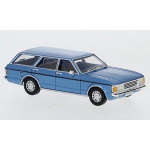PCX 87 PCX870035 Ford Granada break phase 1, bleu métallisé