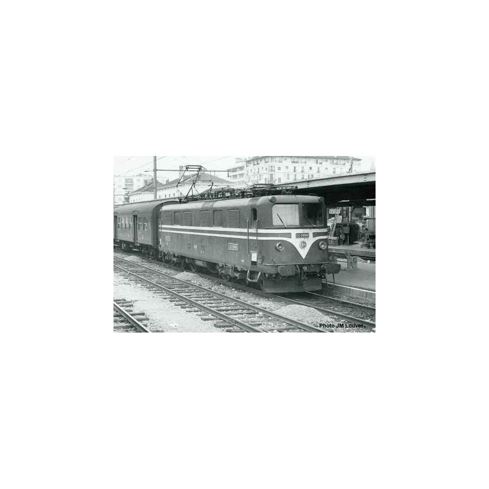 Piko 96587 Locomotive électrique CC 20001, SNCF, digitale sonore