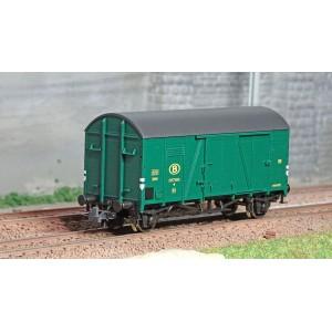 Roco 66886 Wagon à essieux couvert, SNCB