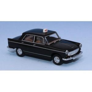SAI 2331 Peugeot 404, noire TAXI