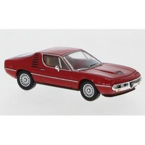PCX 87 PCX870073 Alfa Romeo Montreal, rouge, 1970