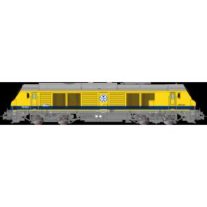"Os.Kar OS7502 Locomotive diesel BB 75103, AKIEM, TSO ""LGV SEA"""