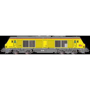 Os.Kar OS7503DCCS Locomotive diesel BB 675006, SNCF Reseau, digitale sonore