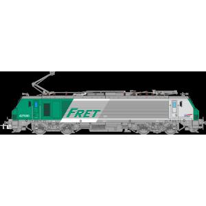 Os.Kar OS2703DCCS Locomotive électrique BB 427030, SNCF, FRET, logo casquette, Thionville, digitale sonore