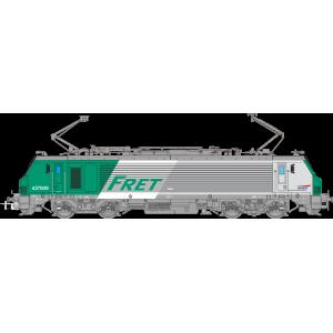 Os.Kar OS3703DCCS Locomotive électrique BB 437009, SNCF, FRET, logo casquette, Thionville, digitale sonore
