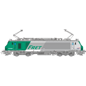 Os.Kar OS3703 Locomotive électrique BB 437009, SNCF, FRET, logo casquette, Thionville