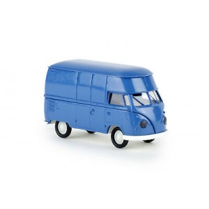 Brekina 32607 Volkswagen T1b toit surélevé, Bleu