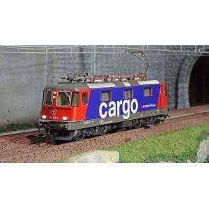 Trix 22846 Locomotive électrique Re 421, CFF, SBB Cargo, digitale sonore