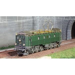 Marklin 39511 Locomotive électrique Be 4/6, CFF, digitale sonore, 3 Rails