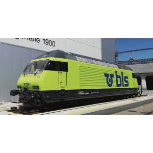 Fleischmann 731391 Locomotive électrique Re 465, BLS, échelle N, digitale sonore