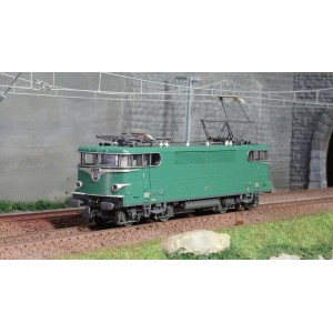 Roco 73049 Locomotive électrique BB 9200, SNCF, modèle anniversaire 60 ans, digital sonore