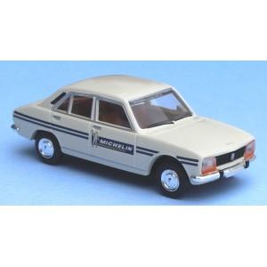 SAI 2088 Peugeot 504 blanche, Michelin