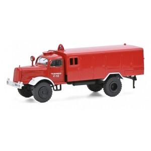 Schuco 452649600 Camion pompiers Mercedes-Benz LG 315 LF