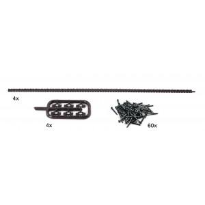 Roco 42602 Crémaillères flexibles pour les voies Roco Line