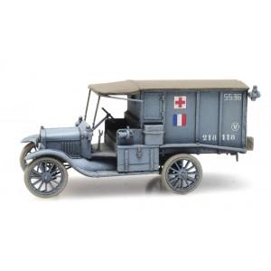 Artitec 6870309 Ambulance FR Ford T