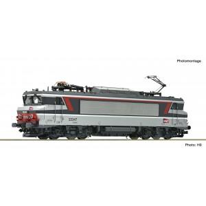 Fleischmann 732136 Locomotive électrique BB 22347, SNCF, échelle N