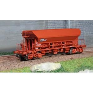 Ree modeles WB671 Wagon trémie F70 Facs, SNCF, ep. V