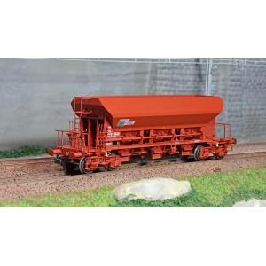 Ree modeles WB672 Wagon trémie F70 Facs, SNCF, ep. V