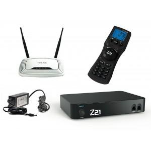 Roco 10834 Coffret Profi Central numérique digital Z21 avec WlanMaus
