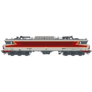 Ls Models 10334S Locomotive électrique CC 6510 SNCF, gris béton, livrée ARZENS, logo RMT, Paris-Sud-Ouest, Digital sonore