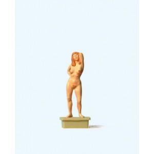 Preiser 29059 personnage, Modèle femme nue