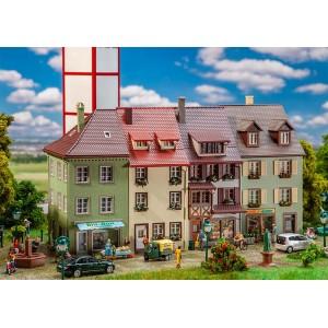 Faller 130708 Maquette, 3 Maisons provinciales
