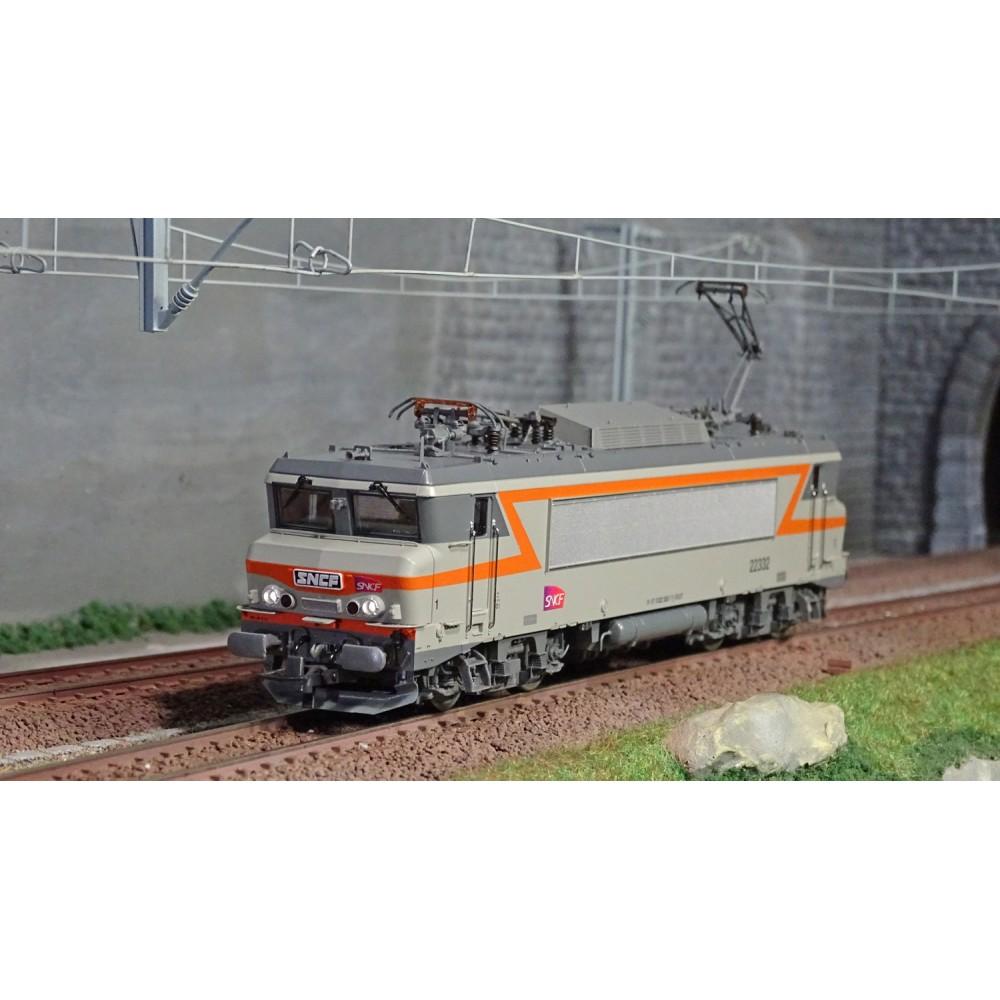 Roco 73878 Locomotive électrique BB 22332, SNCF, digital sonore