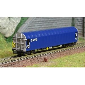 Fleischmann 837712 Wagon à bâche coulissante, VTG
