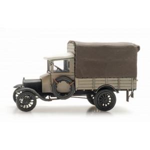Artitec 387.470 Camion Ford TT gris bâché