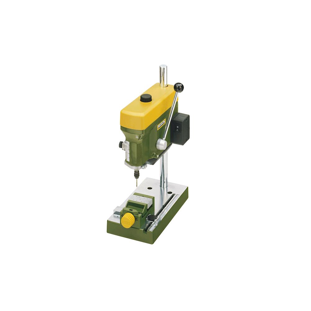 TBM 220 - Perceuse d'établi 3 vitesses avec 6 pinces de 1,0 à 3,2 mm Proxxon 28128