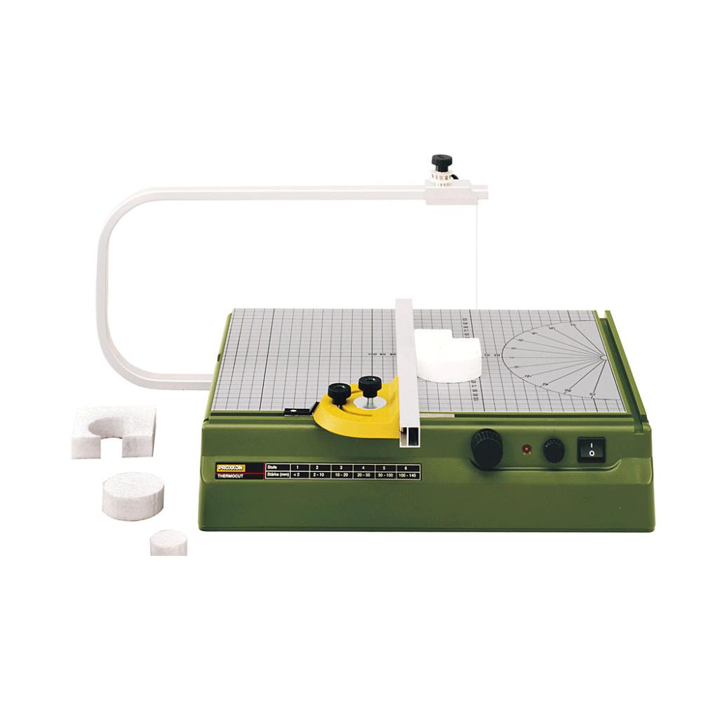 THERMOCUT 230/E - Coupeur à fil chaud pour polystyrène et film plastique Proxxon 27080