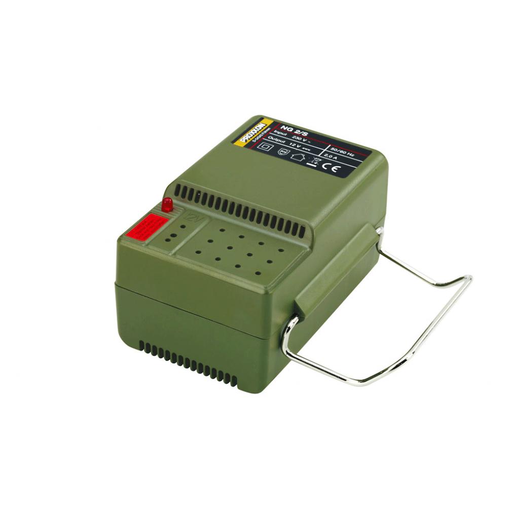 NG 2/S - Transfo MICROMOT 2A 24VA sans régulation Proxxon 28706