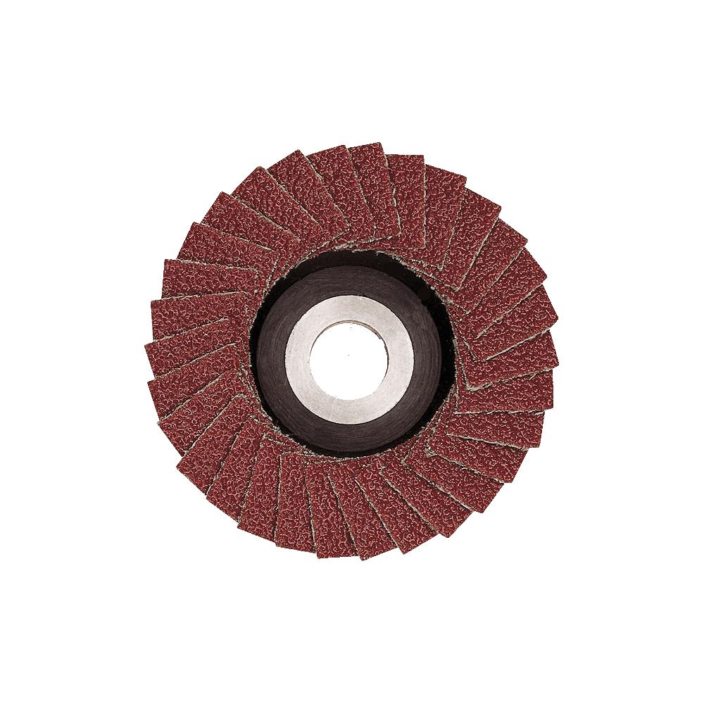 Disque à lamelles en corindon grain 100 pour LHW Proxxon 28950