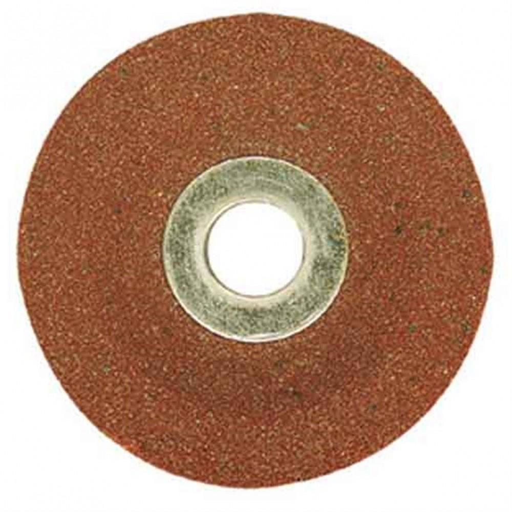 Disque abrasif en corindon pour LHW Proxxon - Grain 60 - 28585