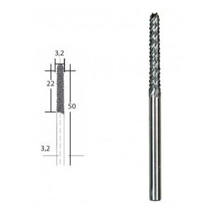 Fraise en métal dur Ø 3,2mm Proxxon 28757