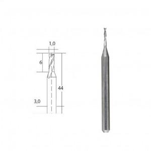 Fraise en métal dur Ø 1mm Proxxon 28758