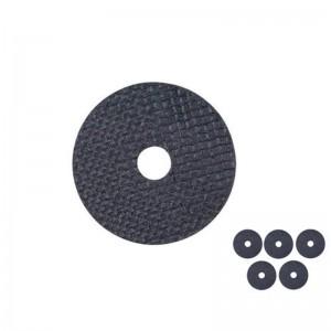 Disques à tronçonner en corindon, 50 x 1 x 10mm (x5) pour LHW Proxxon 28155