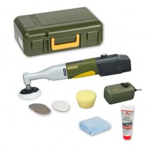 WP/A - Polisseuse d'angle sans fil + Chargeur + Batterie Proxxon 29820